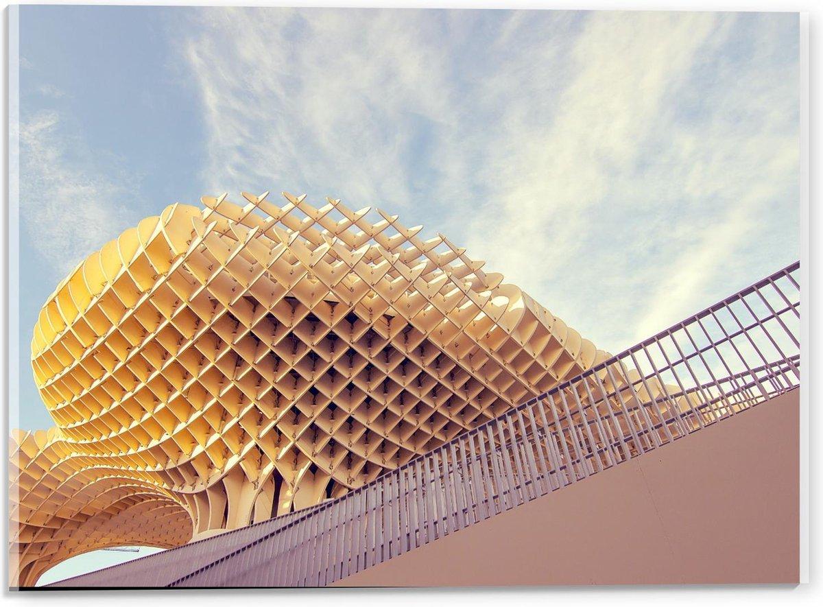 Plexiglas - Kunstwerk - 40x30cm Foto op Plexiglas (Met Ophangsysteem)