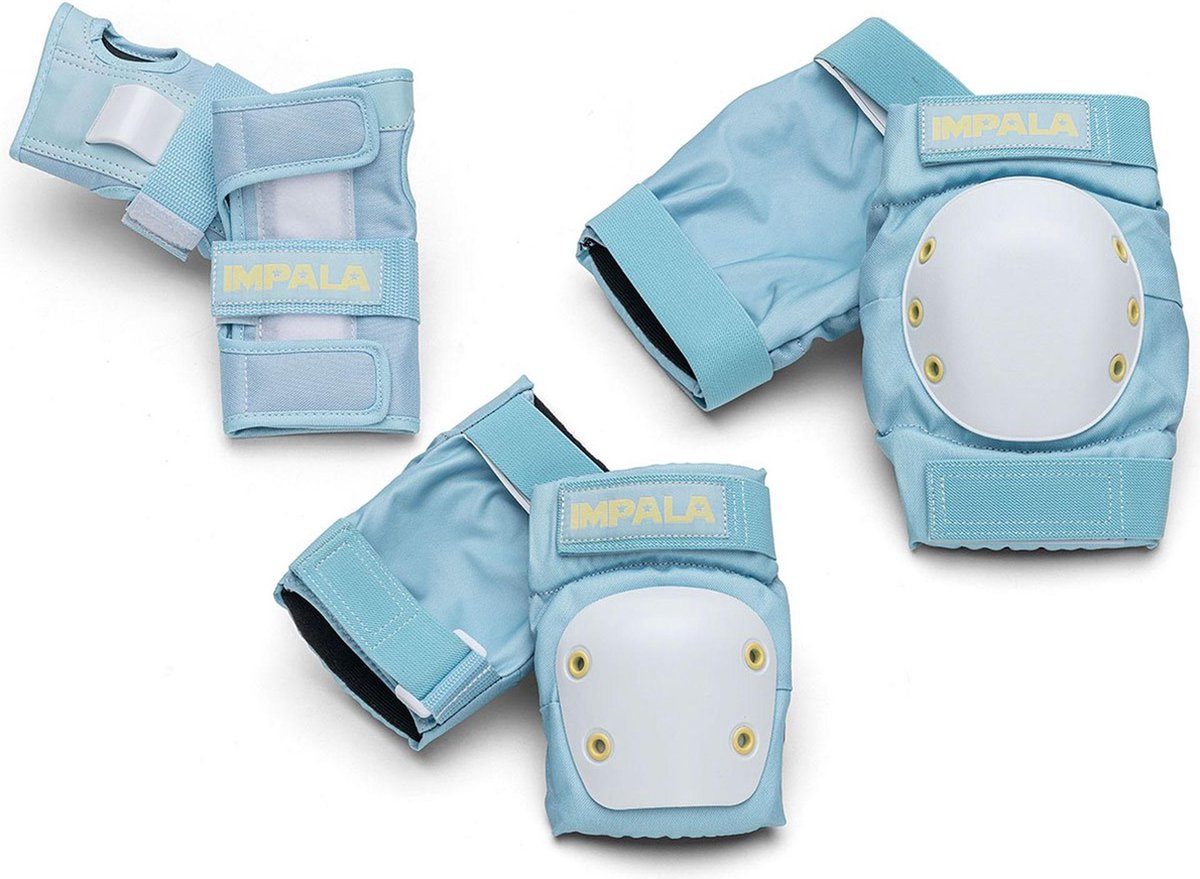 Impala Protective Adult pack skyblue / yellow