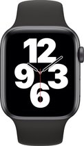 Apple Watch SE - Smartwatch - 44mm - Spacegrijs