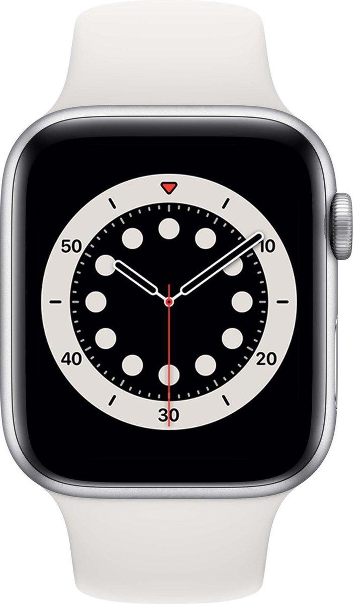 Apple Watch Series 6 - 40 mm - Zilver
