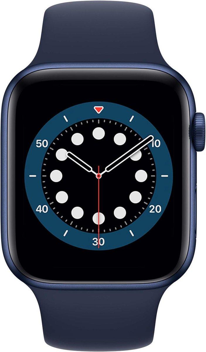 Apple Watch Series 6 - 40 mm - Blauw