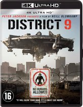 District 9 (4K Ultra HD Blu-ray)