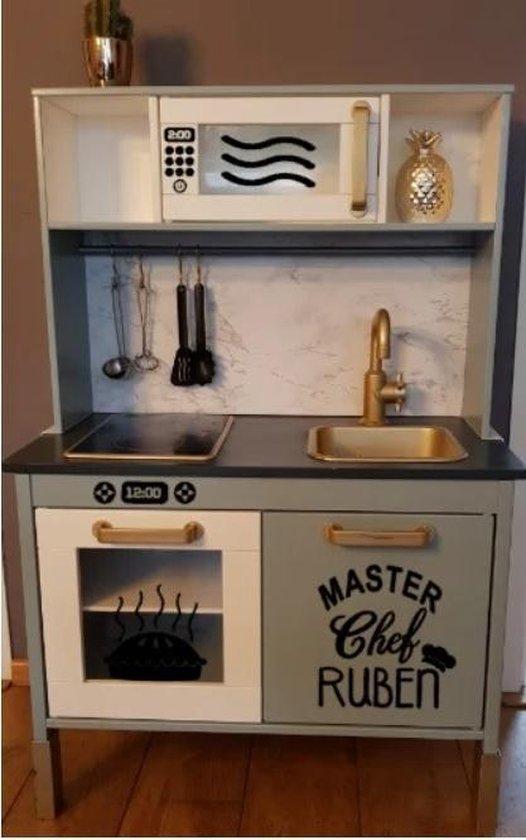 Bol Com Stickerset Ikea Duktig Keuken