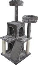 Adori Krabpaal Bailey - Krabpaal - 50x50x116 cm Grijs