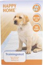 Happy Home Trainingsmat - Zindelijkstraining - 100 stuks - 60X60 cm