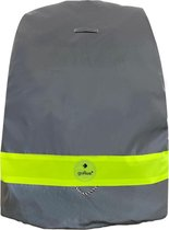 Rugzakhoes - Reflecterend - Waterafstotend - Fluo - Backpack cover - Fluoriserende hoes - Hoes voor 33L Rugzak