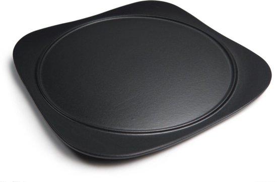 Panache Premium geëmailleerd gietijzer bakplaat Pan (mat zwart). De eenvoudige performance pan voor Dosa, Tortilla, Crêpe, Pannenkoeken, Chapati en andere platte broden en pannenkoeken.