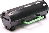 Toner cartridge / Alternatief voor  Lexmark MS510/ MS410/ MS310/ MS610 zwart