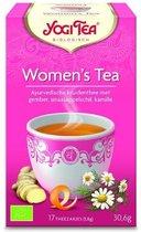 YogiTea Biologische Women's Tea