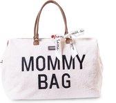 Childhome - Mommy Bag Verzorgingstas - Teddy Ecru - Limited edition