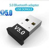 Nieuwste Usb Bluetooth 5.0 Adapter Zender Ontvanger Audio Bluetooth Dongle Draadloze Usb Adapter Voor Computer Pc Laptop
