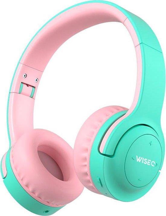 WISEQ Hero Draadloze Koptelefoon Voor Kinderen - Bluetooth - Microfoon - Tot...