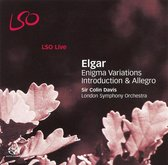 London Symphony Orchestra - Enigma Variations/Introduction & Allegro