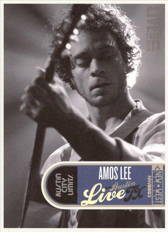 Cover van de film 'Amos Lee - Live From Austin Texas'