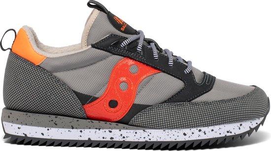 Saucony Sneakers - Maat 46 - Mannen - grijs - donker grijs - oranje