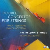 Double Concertos For  Strings