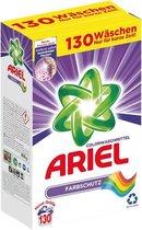 Ariel waspoeder Voordeelverpakking | 130 wasbeurten 8,45KG - Ariel color Waspoeder | Voor gekleurde was
