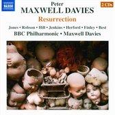 Bbc Philharmonic Orchestra/Maxwell - Resurrection