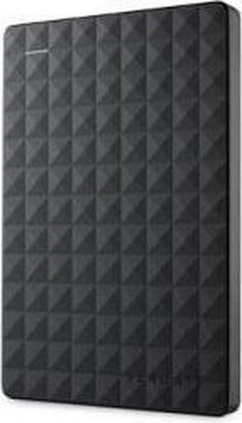 Seagate Expansion Portable 1TB - Externe harde schijf / Zwart - Seagate