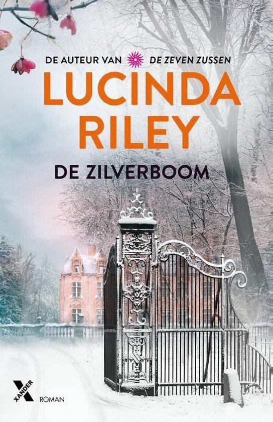 Boek cover De zilverboom van Lucinda Riley (Paperback)