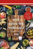 Scheurkalender - 2021 - Wat eten we?