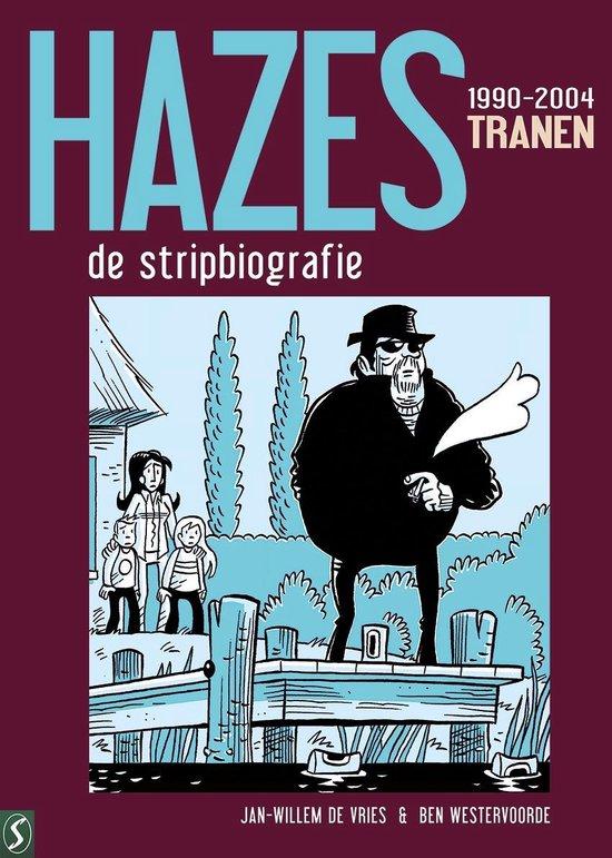 Boek cover André Hazes, de stripbiografie 3 -   Tranen (1990-2004) van Jan-Willem de Vries (Hardcover)