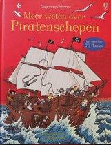 Omslag Meer Weten Over Piratenschepen
