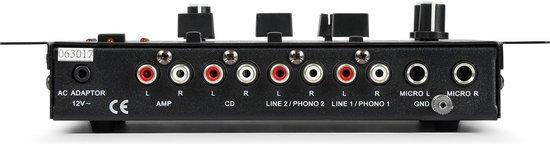 Karaoke set - Complete 500W karaokeset met karaoke microfoons, mixer, speakers, versterker en kabels - Direct zingen!
