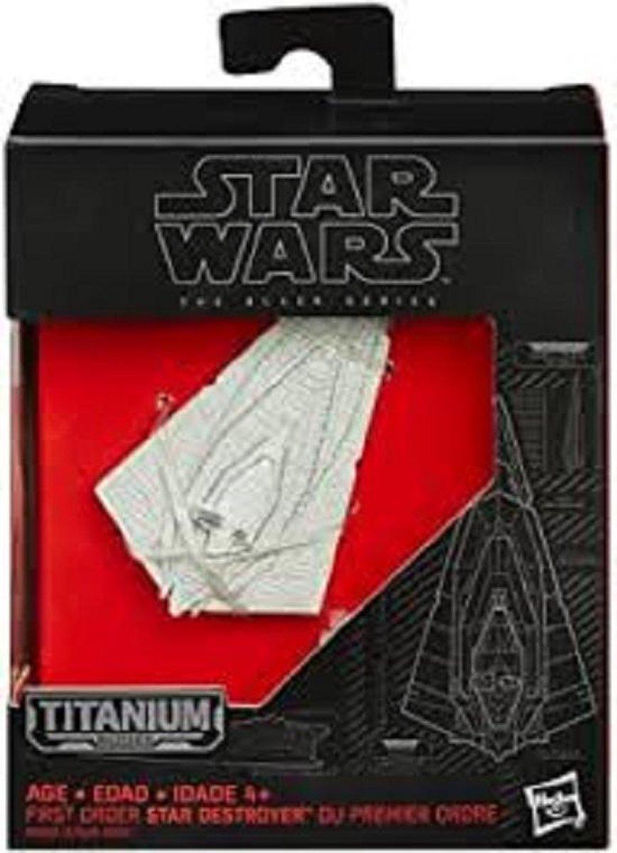 Star Wars Black Series Star Destroyer