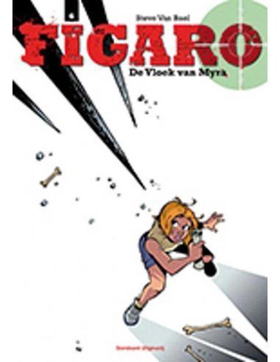 Cover van het boek 'Figaro 06 /  De Vloek Van Myra'
