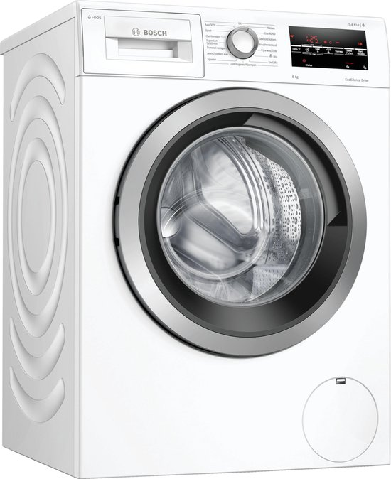 Bosch WAU28S01NL - Serie 6 - i-DOS - Wasmachine