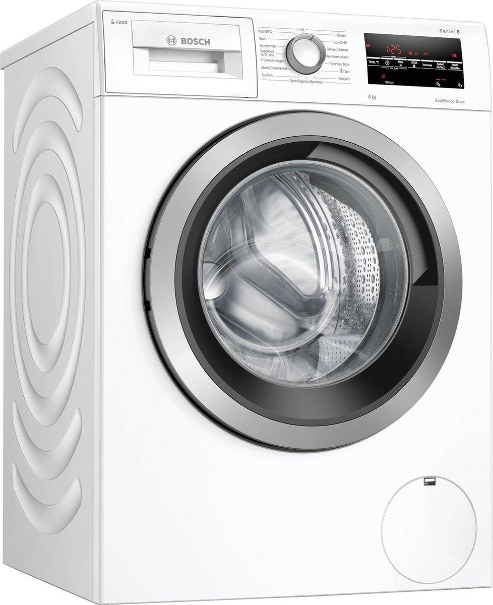 Bosch WAU28S01NL – Serie 6 – i-DOS – Wasmachine
