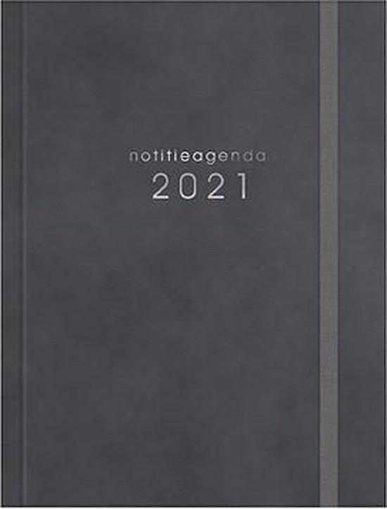 Afbeelding van Hobbit Notitie Agenda D1 2021 - 21x16cm
