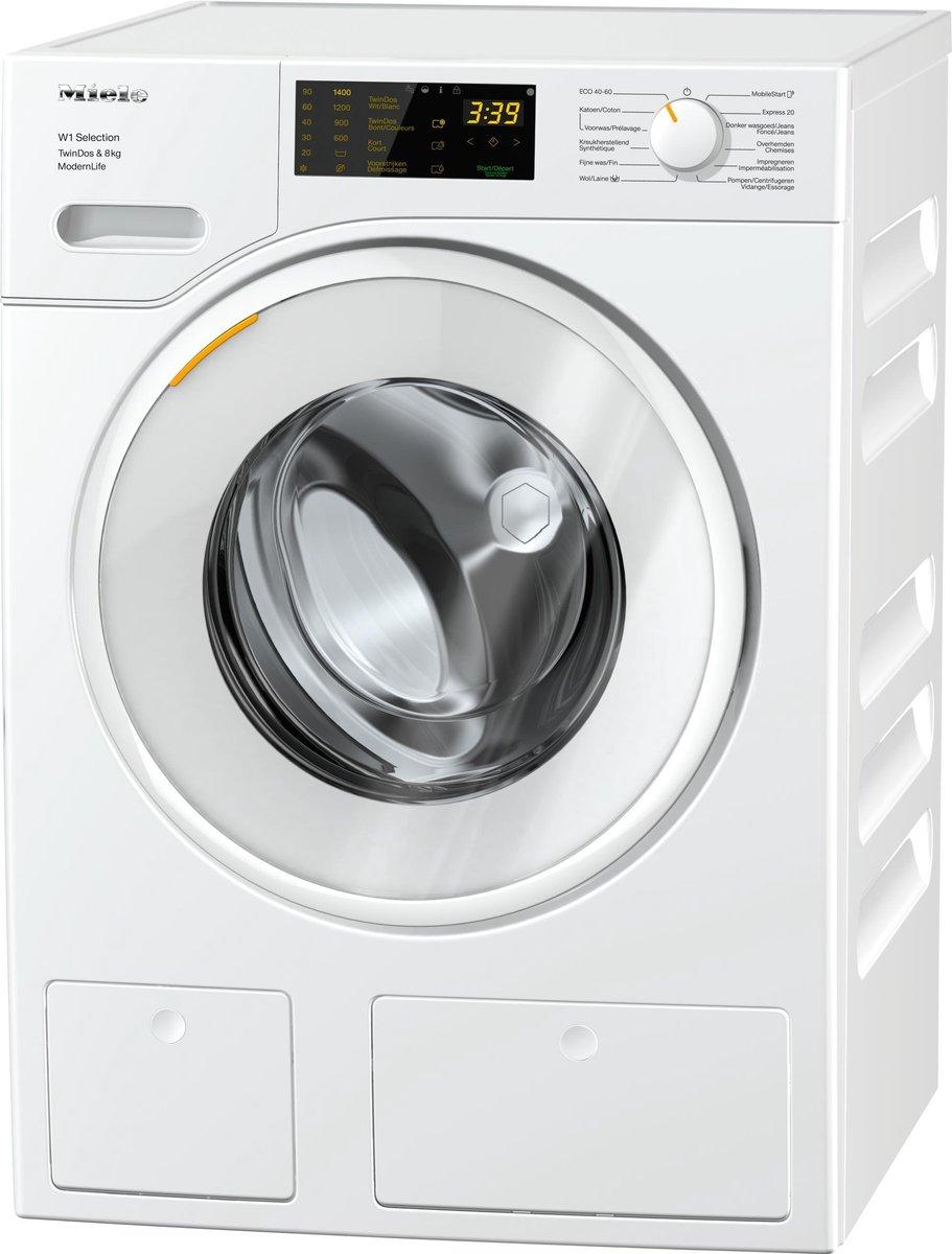 Miele WSD 663 WCS TwinDos – Wasmachine – NL/FR
