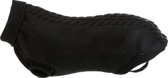 Trixie hondentrui kenton zwart 27 cm
