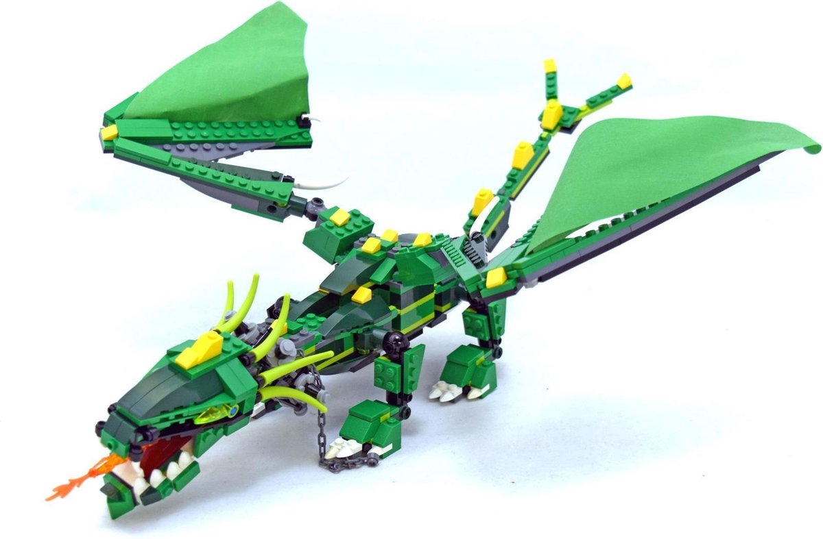 LEGO Creator - Mythical Creatures (4894)