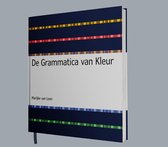 DE Grammatica van Kleur.  De Grammatica van Kleur beschrijft in 18 hoofdstukken, 248 pagina's en met 670 illustraties alle aspecten van kleur. Het boek is hardcover en ingebonden.
