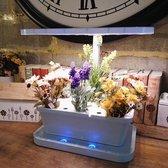 KES3.0 Hydrocultuur Smart Garden binnentuin met LED verlichting - WIT