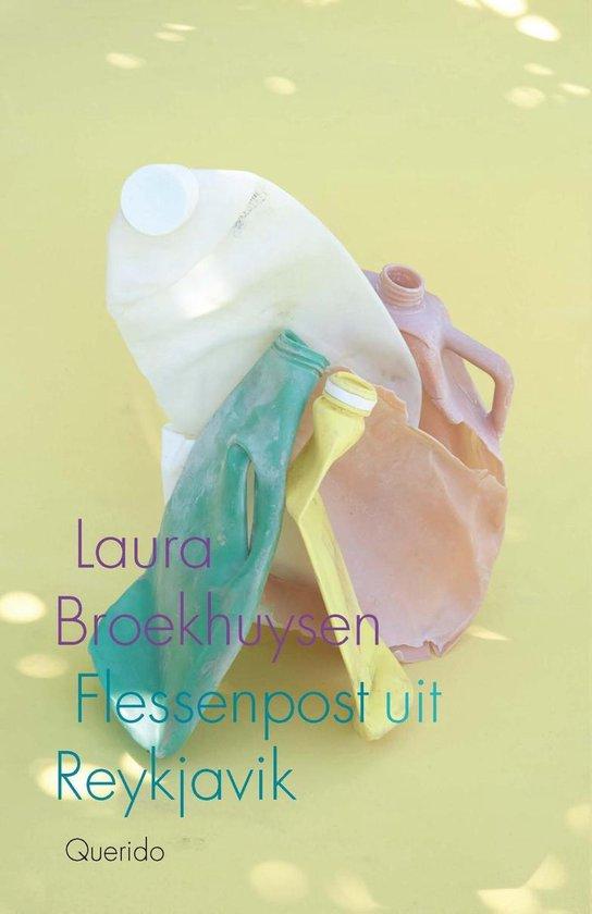 Flessenpost uit Reykjavik - Laura Broekhuysen |