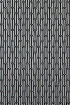 Sun-Arts Vliegengordijn - Zilvergrijs -  90 x 210 cm - Inkortbaar