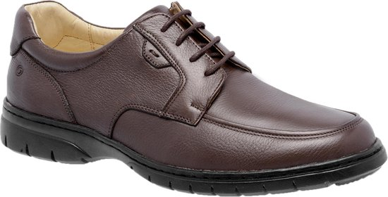 Galutti Handmade Leather Shoes - Bologna Comfort - Color: Coffee  Size: 40 (EU)