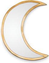 Vtwonen - Spiegel - Gouden Maan - 30 cm