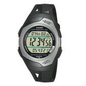 Casio STR-300C-1VER - Horloge - 48.3 mm - Kunststof - Zwart