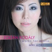 Kodaly: Works For Piano 1-Cd