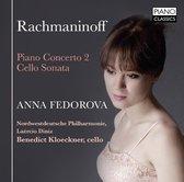 Rachmaninoff: Piano Concerto 2, Cello Sonata