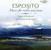 Esposito: Music For Violin And Piano