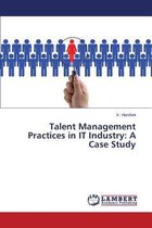 Talent Management Practices in It Industry