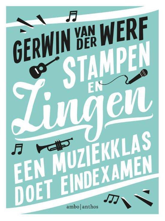 Boekomslag voor Stampen en zingen