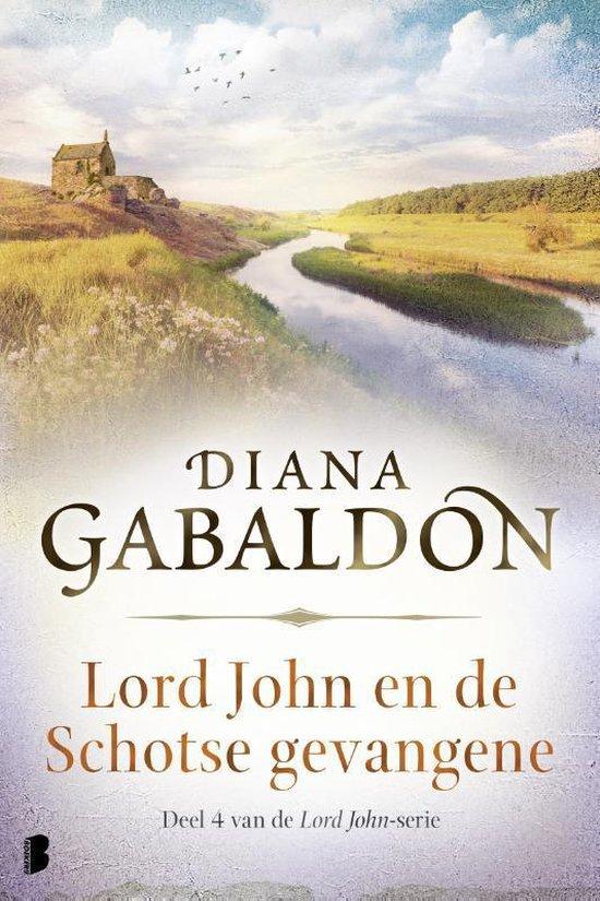 Lord John 4 - Lord John en de Schotse gevangene - Diana Gabaldon | Fthsonline.com