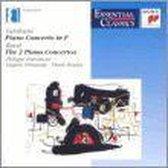 Pianoconcert In F/1 & 2